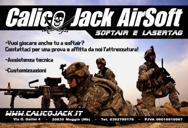 Clicca e Entra nel negozio Soft-air Calico Jack
