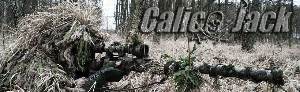 Negozio armi softair Calico Jack