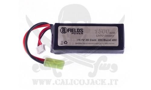 Li-Po 11,1V 1500mAh 20/40C