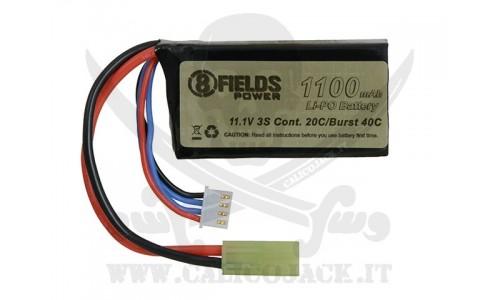 Li-Po 11,1V 1100mAh 20/40C