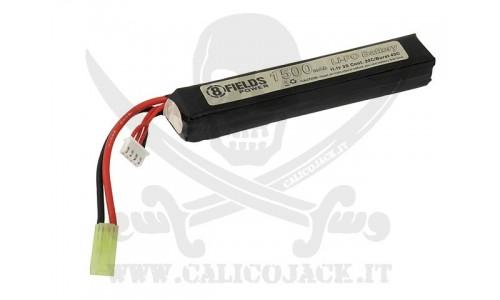 BATTERY Li-Po Li-Po 11,1V 1500mAh 20/40C