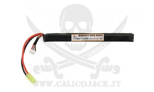 BAT AK Li-Po 11,1V 1200mAh 20C
