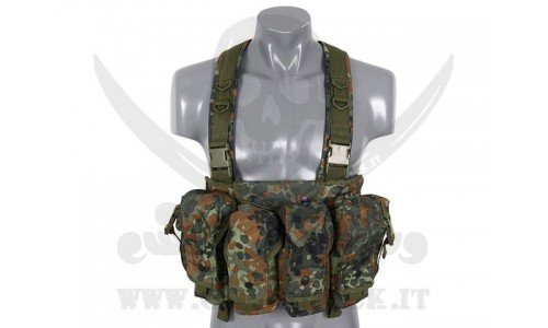 CHEST RING AK FLECKTARN