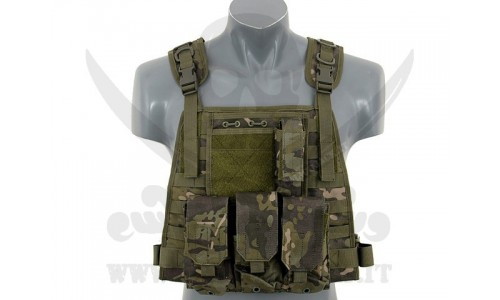 PLATE CARRIER HARNESS M.TROPIC