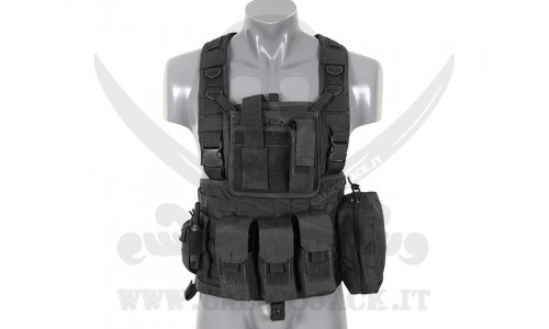 COMMANDO RECON CHEST BLACK