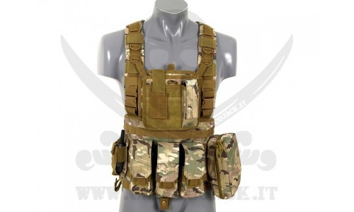 COMMANDO RECON CHEST MULTICAM