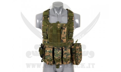 COMMANDO RECON CHEST MARPAT