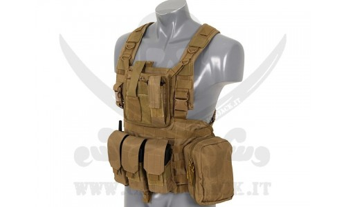 COMMANDO RECON CHEST COYOTE