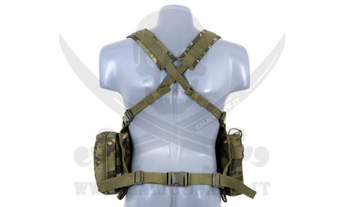 COMMANDO RECON CHEST MULTICAM TROPIC