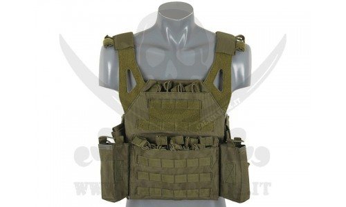 JPC JUMP PLATE CARRIER GREEN