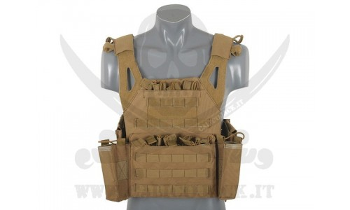 JPC JUMP PLATE CARRIER COYOTE