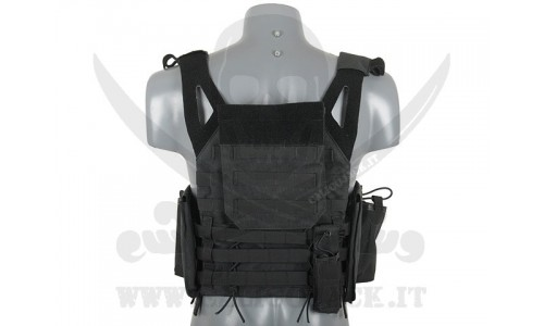 JPC JUMP PLATE CARRIER BLACK