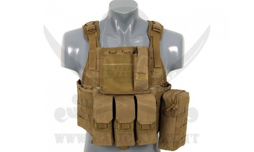 PLATE CARRIER ASSAULT COYOTE