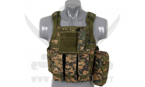 PLATE CARRIER ASSAULT MARPAT
