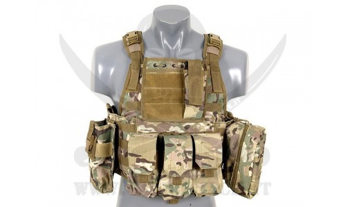 PLATE CARRIER ASSAULT MULTICAM