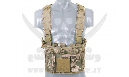 MODULAR CHEST RING MULTICAM