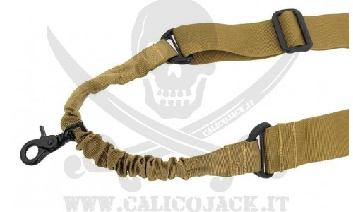 1 POINT BUNGEE SLING TAN