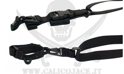 3-POINT TACTICAL SLING BLACK