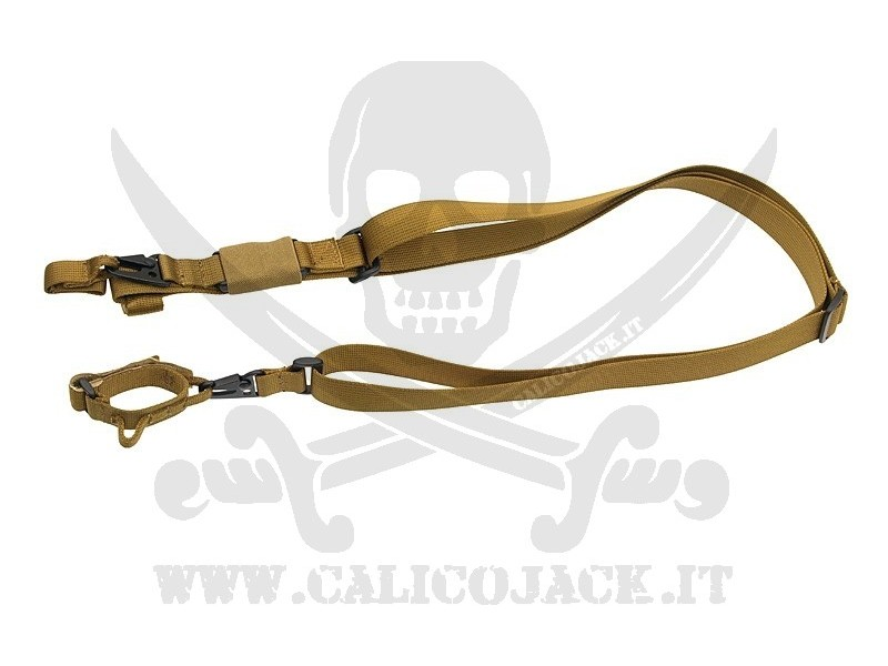 3-POINT TACTICAL SLING TAN