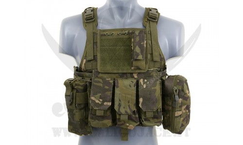 PLATE CARRIER ASSAULT MULTICAM TROPIC