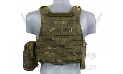 PLATE CARRIER ASSAULT BLACK