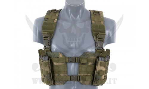 SPLIT FRONT CHEST HARNESS ATACS FG