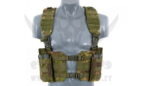 SPLIT FRONT CHEST HARNESS PENCOTT
