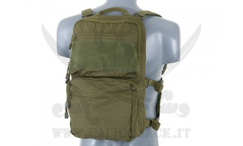 CHEST BACKPACK GREEN