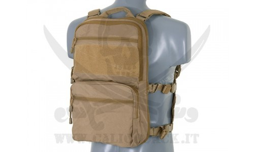 CHEST BACKPACK COYOTE