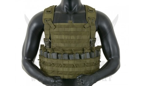 RIFLEMAN CHEST RIG GREEN