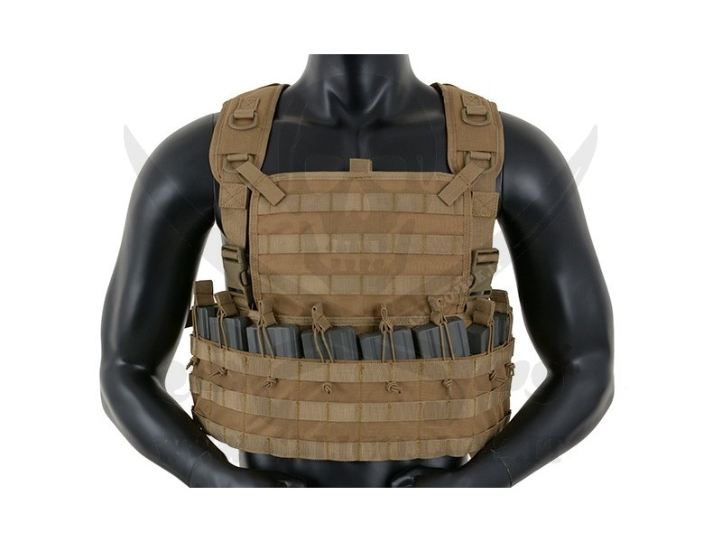 RIFLEMAN CHEST RIG COYOTE