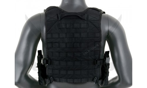 RIFLEMAN CHEST RIG BLACK