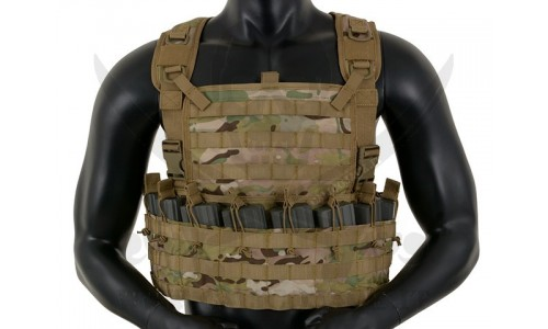 RIFLEMAN CHEST RIG MULTICAM