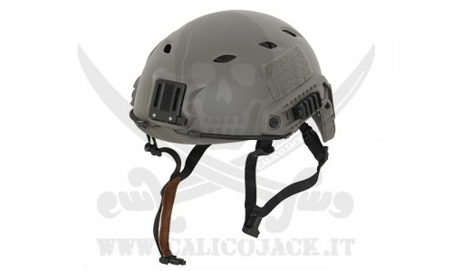 FAST BJ HELMET ADJUSTMENT GREEN