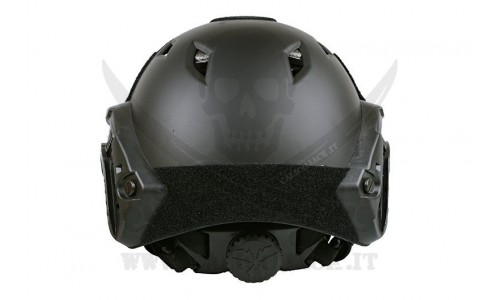 FAST BJ HELMET ADJUSTMENT BLACK