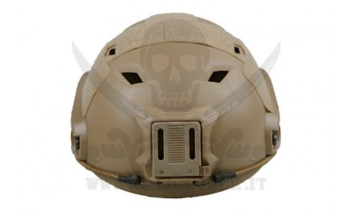 FAST BJ HELMET ADJUSTMENT COYOTE