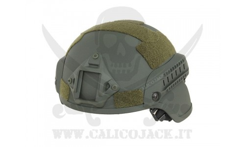 ELMETTO MICH SPEC-OPS GREEN