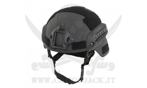 ELMETTO MICH SPEC-OPS BLACK