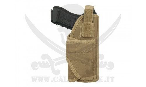UNIVERSAL PISTOL HOLSTER COYOTE