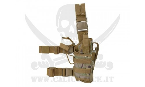 2-WAYS TACTICAL HOLSTER MULTICAM