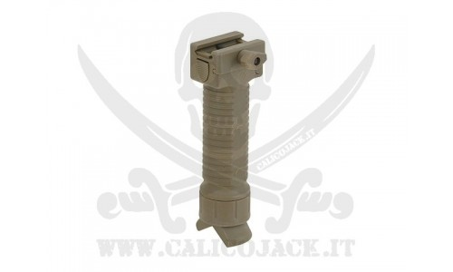 BI-PIEDE VERTICAL GRIP COYOTE
