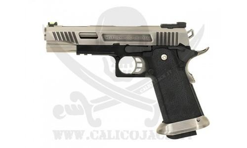 HI-CAPA 5.1 FORCE T.REX SILVER