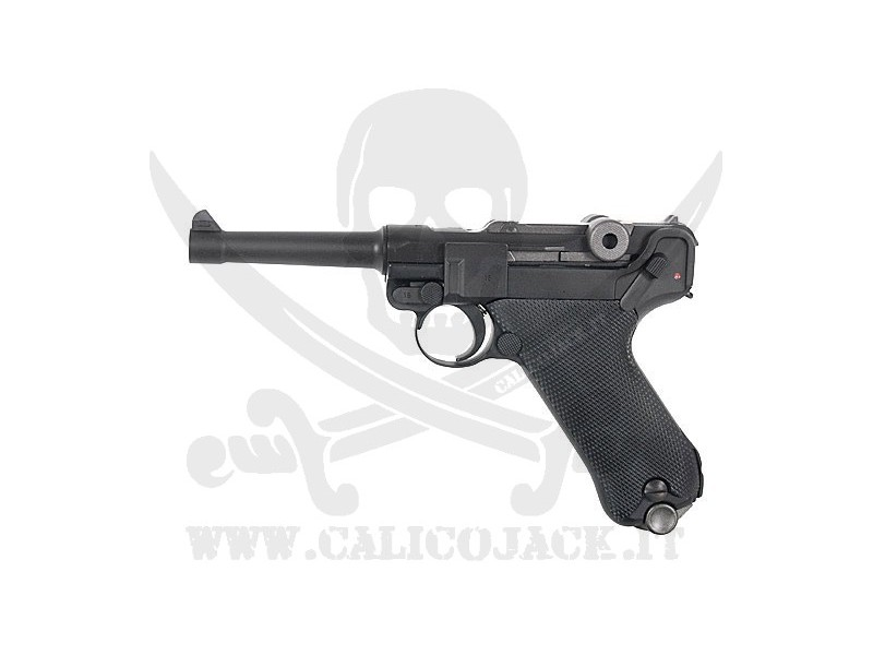 WE LUGER P08 (WE-P001) SHORT