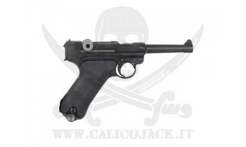 WE LUGER P08 (WE-P001) CORTA