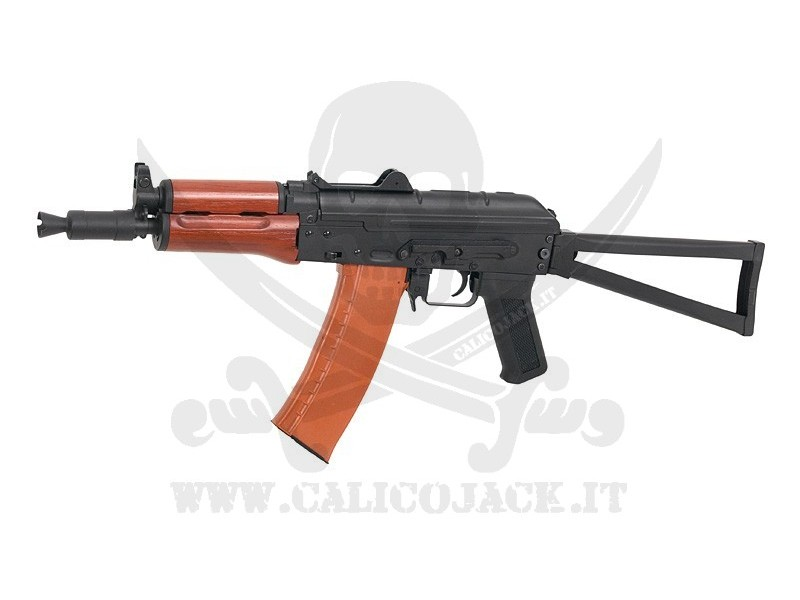 CYMA AK-74 SU Full Metal + WOOD (CM045A)
