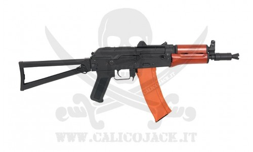 CYMA AK-74 SU Full Metal + WOOD (CM045A)