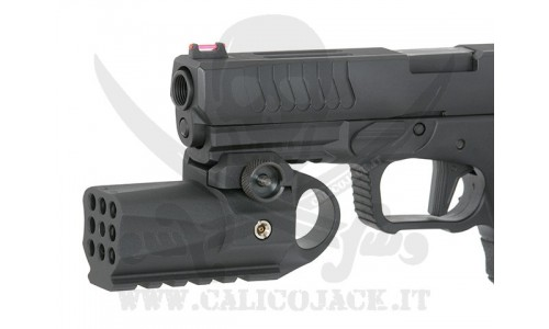 HFC COMPACT BB LAUNCHER HG-138