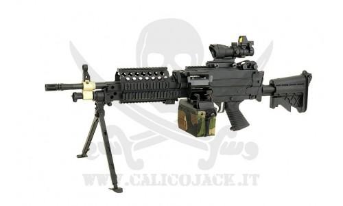 A&K 1500BB M249 WOODLAND