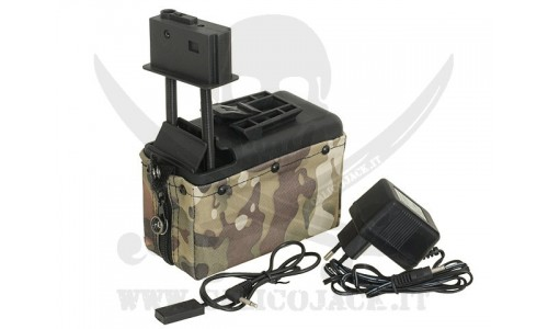 1500BB M249 A&K MULTICAM