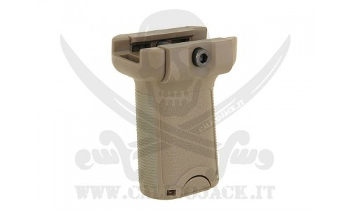 VERTICAL GRIP CORTA COYOTE